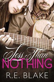 Less Than Nothing by R.E. Blake ebook deal