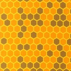Laurie Wisbrun - Bright and Buzzy - Honeycomb in Amber $9.25