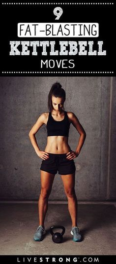 A kettlebell workout is a sure way to torch calories � and fast! This total body workout will get you squatting, pressing and pulling in functional ways that will enhance real life activities. Try doing these exercises with a Tabata interval timer (8 sets