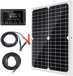 Portability is one of the highly demanded features of any solar product. While most solar chargers need to be installed in a fixed place, Topsolar is designed to be used anywhere. This is a perfect charging product for your camping experience. Apart from portability, it all the perks and features that are offered by other top-quality solar chargers. Durability, performance, and excellent customer service are some of the things you can expect once you buy this solar car battery charger. Lead Acid Battery Charger, Solar Panel Charger, Solar Panel Kits, Best Solar Panels, Solar Gate Opener, Off Grid System, Photovoltaic Cells, Innovation, Solar Car