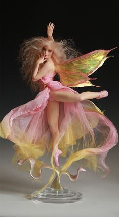 Tinkerbell's Dance by Nicole West
