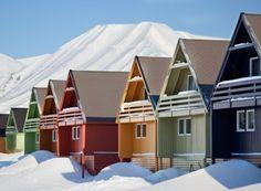 Spitzbergen-Noorwegen
