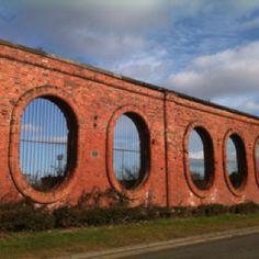 Former salt company wall - Vulcan Street, Middlesbrough Middlesbrough, North Yorkshire, Boro, Salt, Street, Places, Photography, Inspiration, Biblical Inspiration