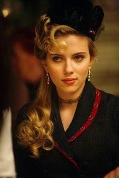 Scarlett Johansson, The Prestige | movieroomreviews.com