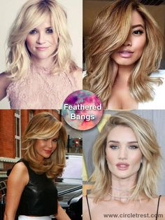 40 Trendy Medium Hairstyles for Women of All Ages | CircleTrest