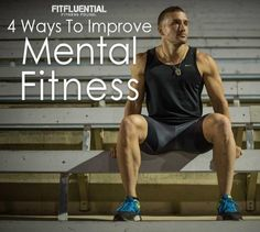 Victory Weight: 4 Ways to Improve Your Mental Fitness