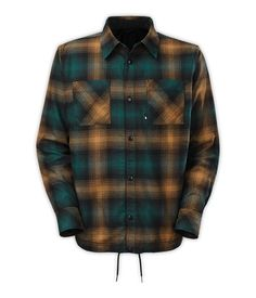 MEN'S FORT POINT FLANNEL -  M