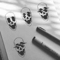 The second one though 😍 Tattoo Drawings, Body Art Tattoos, Art Drawings, Small Drawings, Tatoos, Handpoke Tattoo, Dibujos Tattoo, Posca Art, Glitch Art