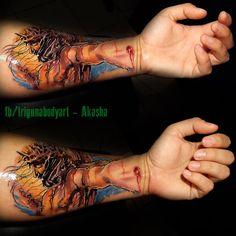 Resultado De Imagen Para Tattoo Cristo 3d Erick Tattoos Christ
