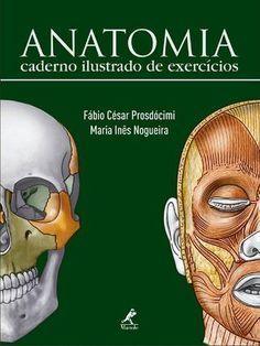 Anatomia caderno ilustrado de exercícios