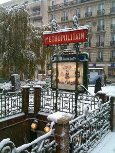Parijs - Winter