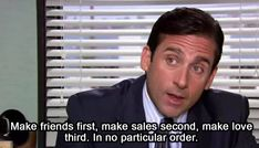 13 year ago one of the best show in the TV industry began The Office, National Broadcasting Company introduce Michael Scott and his colleagues in our home. There is no doubt that the office cast makes the show hilarious, Who would Funny Dating Quotes, Flirting Quotes, Dating Memes, Funny Memes, Tv Funny, Funny Sexy, Humor Quotes, Dog Memes, Dating Tips