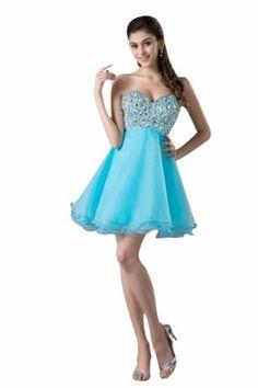 Mermaid Women's Evening Dress Size 4 Color Blue
