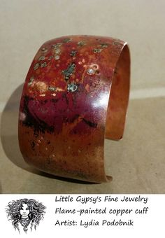 Cuff Bracelets, Fine Jewelry, Carving, Pottery, Vase, Create, Gallery, Artist, Gifts
