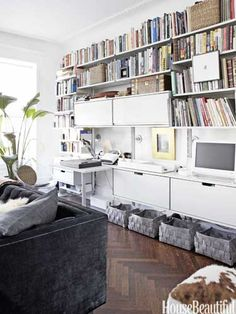 One-day home office makeover with Nate Berkus.