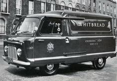 Standard Atlas Van. Whitbread