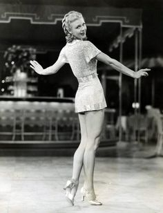 Ginger Rogers, 1930s For the angels?
