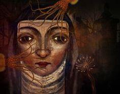 Lost Innocence via @terryfleckney #fantasyart #surrealism #artforsale