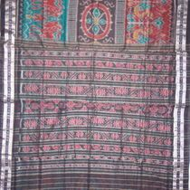 Latest designed handloom handwoven saris for Durga Puja.