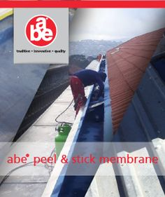 abe® peel & stick membrane is a universal, intermediate, self-adhesive waterproofing membrane. Water Based Acrylic Paint, General Construction, Adhesive Tiles, Resin Coating, Cleaning Equipment, Acrylic Resin, Wet Rooms, Container Store, Working Area