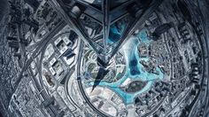 Dubai View from Top
