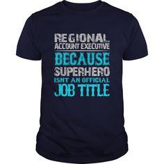 Regional Account Executive T-Shirts, Hoodies. SHOPPING NOW ==► https://www.sunfrog.com/Jobs/Regional-Account-Executive-Shirt-Navy-Blue-Guys.html?41382