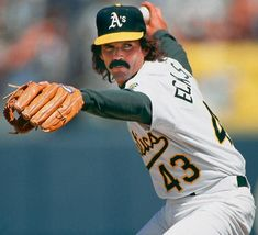 Dennis Eckersley (Eck) - 6-Time All-Star, 1988 ALCS MVP, 1992 AL Cy Young, 1992 AL MVP, 1992 AL Pitcher of the Year, 4th All-Time in Games Played with 1,071, 6th All-Time in Saves with 390 HOF