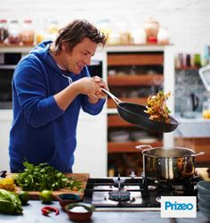 Food Revolution Day!  Enter to win the opportunity to COOK WITH JAMIE and four nights in London!!!