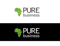 Pure business visual identity