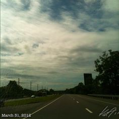 #nlex #southbound #philippines #sky #cloud #空 #雲