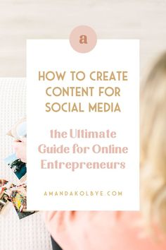 Learn how to create content for social media with this online business marketing plan. These content creation tips include how to batch content, how to repurpose content and how to come up with social media post ideas. Steal my best content creation tools with this next level social media content planner. #socialmediatips #marketingtips #onlinebusiness #entrepreneurs Business Branding, Business Marketing, Content Marketing, Social Media Marketing, Online Business, Facebook Marketing, Online Marketing, Marketing Ideas, Social Media Content