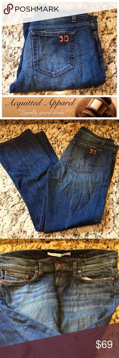 """[Joe's] Jeans {NWOT} Twiggy Cut Petite 29.5 inseam Brand new without tag. Size 26. 29.5"""" inseam. 7"""" rise. 99.4% cotton .6% elastane. Twiggy jeans. Joe's jeans brand. Joe's Jeans Jeans Boot Cut"""