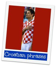#Croatian Phrases #Croatia #language #Hrvatska