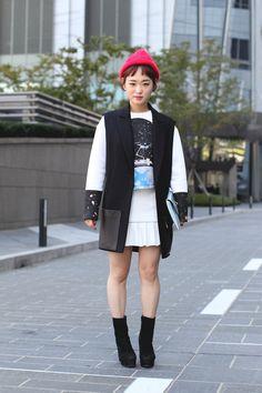 Seoul Fashion Week: Street Style (фото 21)