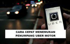 5 Tips Menemukan Tempat Ramai Penumpang Uber, Grab Dan Gojek Uber, Tips