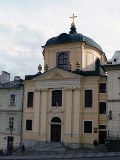 Evanjelický kostol Banská Štiavnica Slovensko  bol postavený staviteľom Sivákom, podľa projektov viedenského architekta  J. S. Thallhera v rokoch 1794 až 1796. © Ing. Peter Kálman