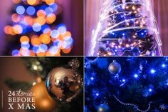 4 idées créatives pour photographier son sapin de Noël