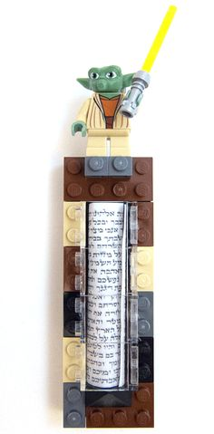 This is a Yoda Mezuzah, people. ModernTribe.com