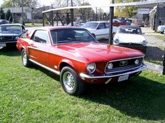 CanadianAutoNetwork.com - 1968 Mustang GT