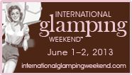 International Glamping Weekend: I should do this next year!