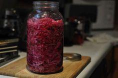 Chucrut (Sauerkraut) Repollo fermentado