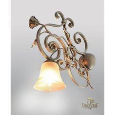 Geschmiedete Lampe SI0601