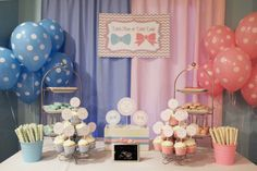 5M Creations: Gender Reveal Party - Little Man or Little Lady?