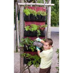 Pocket Planter Vertical Gardening Kit