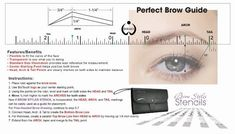 Ruler+Perfect+Brow+Guide+20+pcs+per+pack+-+Flexible+and+Transparent+Rulers+-+Ruler+Perfect+Brow+Guide+20+pcs+per+pack+-+Flexible+and+Transparent+RulersYou+are+getting+20+flexible+rulers Features/Benefits: Flexible+to+fit+the+curve+of+the+face Transparent+to+see+what+you+are+doing Standard+Size+Illustration+provides+size+reference+for+measurement Center+Starting+Point+helps+position+both+brows Head,+Arch,+and+Tail+Points+are+clearly+marked+on+both+sides+to+maintain+balance
