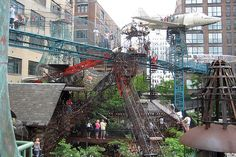 City Museum St. Louis | The best place entertain kids in St. Louis