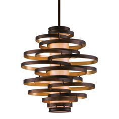 Shop Corbett Lighting  Vertigo Hanging Foyer Light  at ATG Stores. Browse our pendant lights, all with free shipping and best price guaranteed.