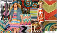TRIBAL BEAT The Tribal Beat theme calls out to the downtown girl who is full of energy and loves to dance. A bright color palette lends itself nicely to...