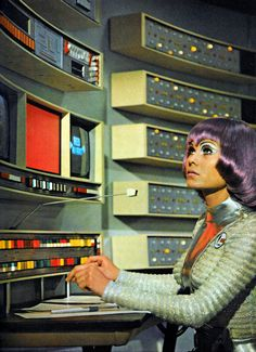 Sci Fi Tv Series, Sci Fi Tv Shows, Joe 90, Space Girl, Space Age, Thunderbirds Are Go, Lost In Space, Science Fiction, Movie Tv