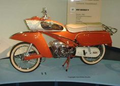 DKW at one time were the worllds largest motor cycle makers